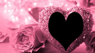 Precioso Corazon Rosa Marco 390x220 - Precioso Corazón Rosa Marco